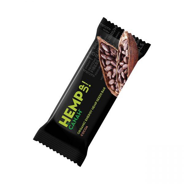 Konopná tyčinka kakao