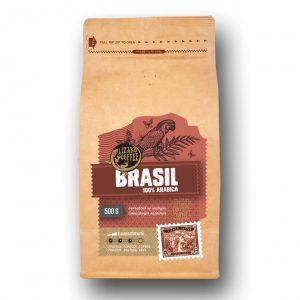 Lizard coffee Brazil