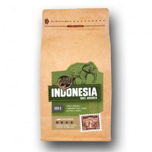 Lizard coffee Indonesia