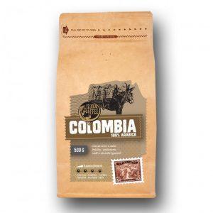Lizard coffee Colombia