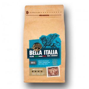 Lizard coffee Bela Italia