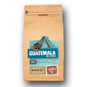 Lizard coffee Guatemala