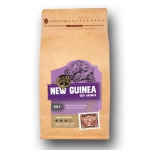 lizard coffee New Guinea